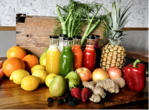 Railtown Fresh Juices